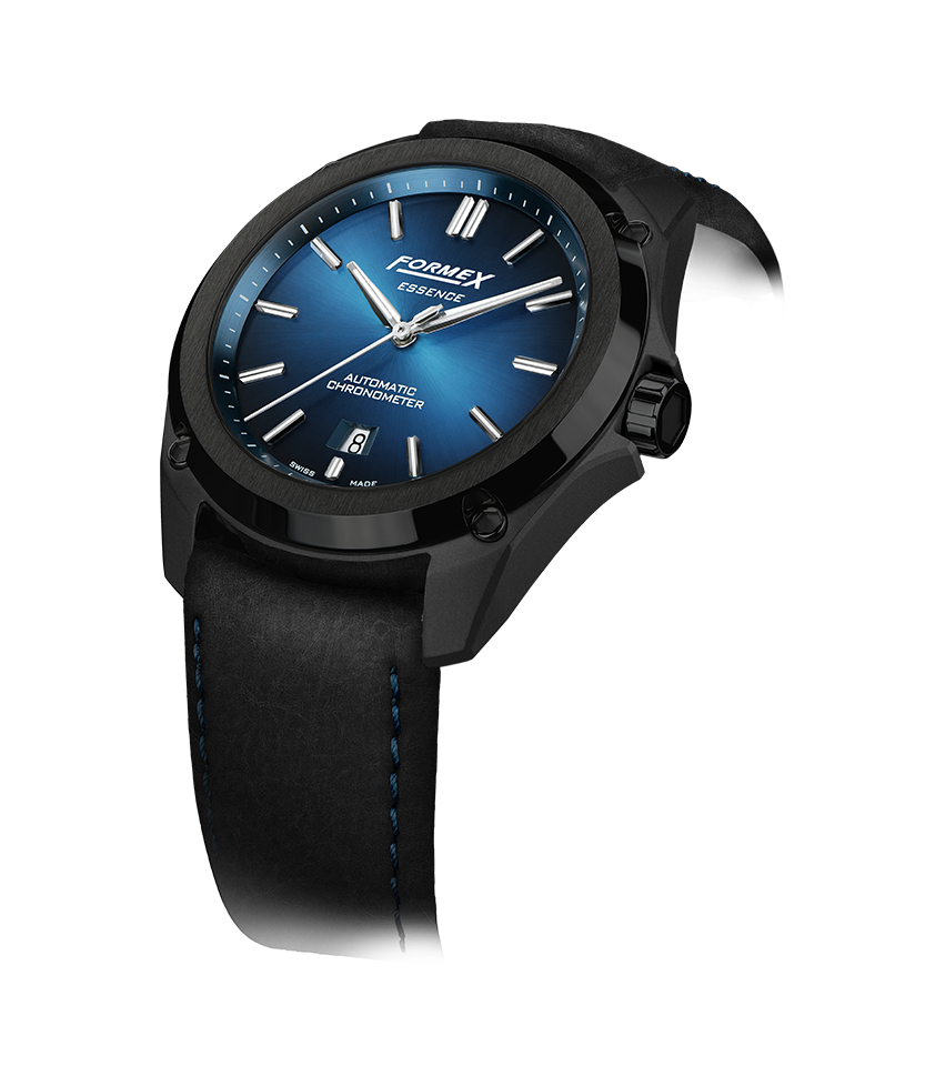 Automatic Chronometer Electric Blue Pre-Order