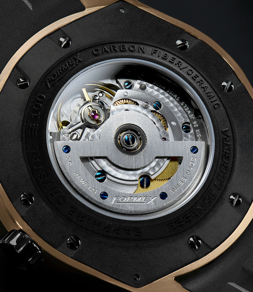 Automatic Chronometer Limited Edition