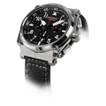 Quartz Chronograph Black