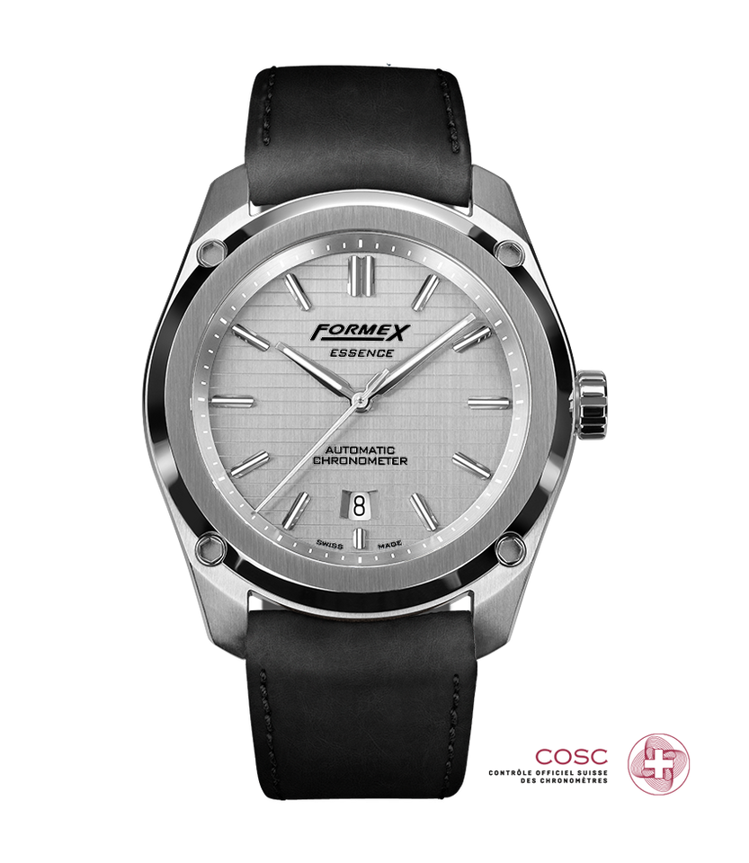 Automatic Chronometer Silver