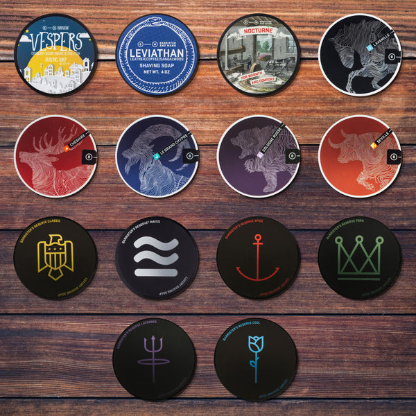 Barrister and Mann Shaving Soap Buyer's Guide