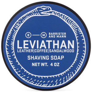 Barrister and Mann Leviathan Shaving Soap