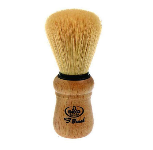 Omega S-Brush Shaving Brush