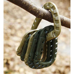 New Multi-purpose Nylon Mountaineering Buckle / Fastener / Luggage Buckle / Tactical Hang Buckle / Fast Hang Buckle