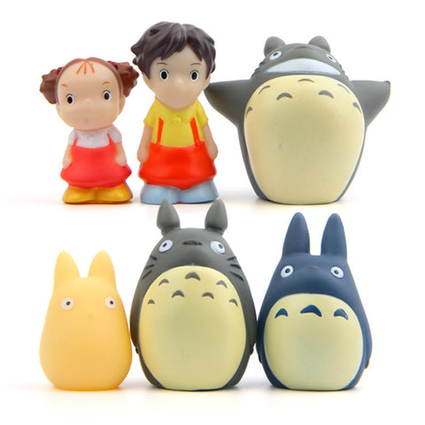 TOTORO mini Ghibli -Movie Anime Action Figure