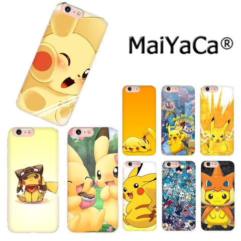 Japanese Pikachu Case FOR ALL IPHONES