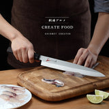 Sashimi - Composite steel knife Filleting knives - TOKYOSOUL