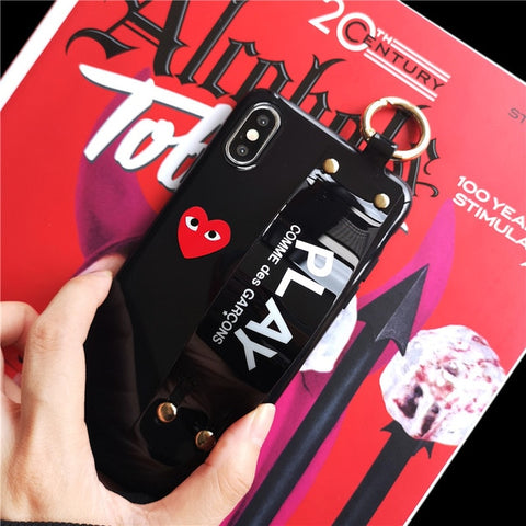 Japan CDG PLAY Comme des Garcons - IPHONE CASES