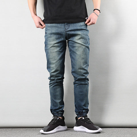 Japanese Style Fashion Mens Jeans - TOKYO SOUL