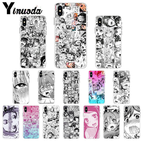 Kawaii & Abunai (Anime Girl) Phone Cases - FOR ALL IPHONES
