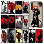 The samurai Ninja Pattern - TOU soft cell phone cases (SELLING OUT FAST!)