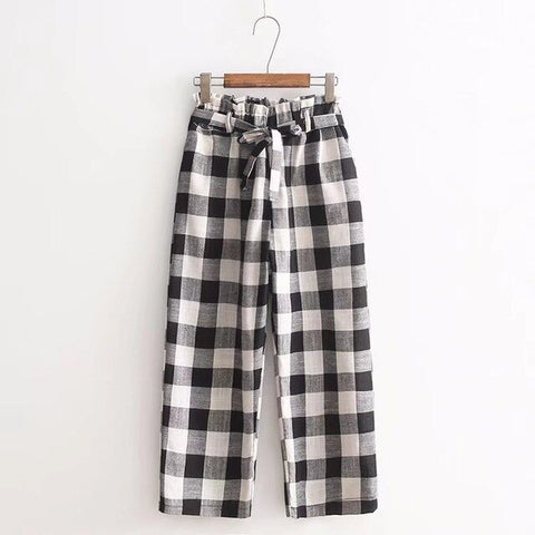 Japanese Women's All-match Trousers - TOKYO SOUL