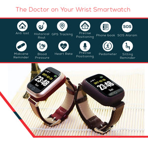 The Doctor on Your Wrist Smartwatch