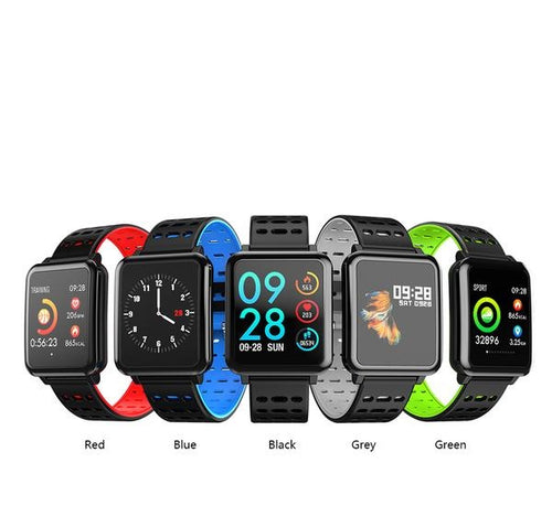 Plane Screen Sports Men Smartwatch