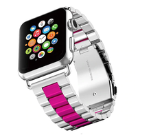 Load image into Gallery viewer, Apple Watch's Stainless Steel Strap