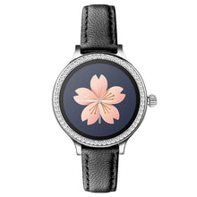 Load image into Gallery viewer, Floral Travelling Lover Woman Smartwatch