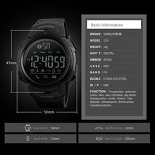 Load image into Gallery viewer, Sport Pedometer Men Smartwatch