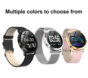 Running Fit Woman Smartwatch