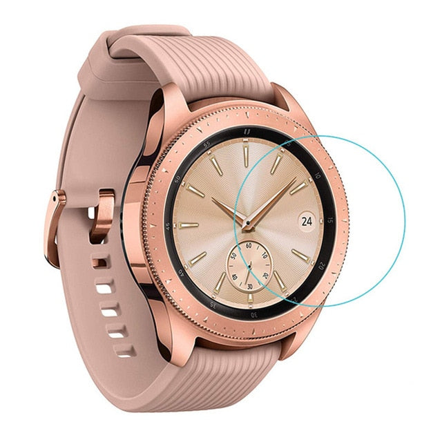 Samsung Galaxy Watch Transparent Protector