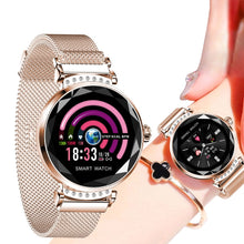 Load image into Gallery viewer, Luxury Bracelet Women Smartwatch