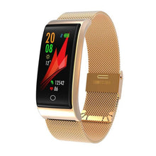 Load image into Gallery viewer, Metal Pedometer Women Smartwatch