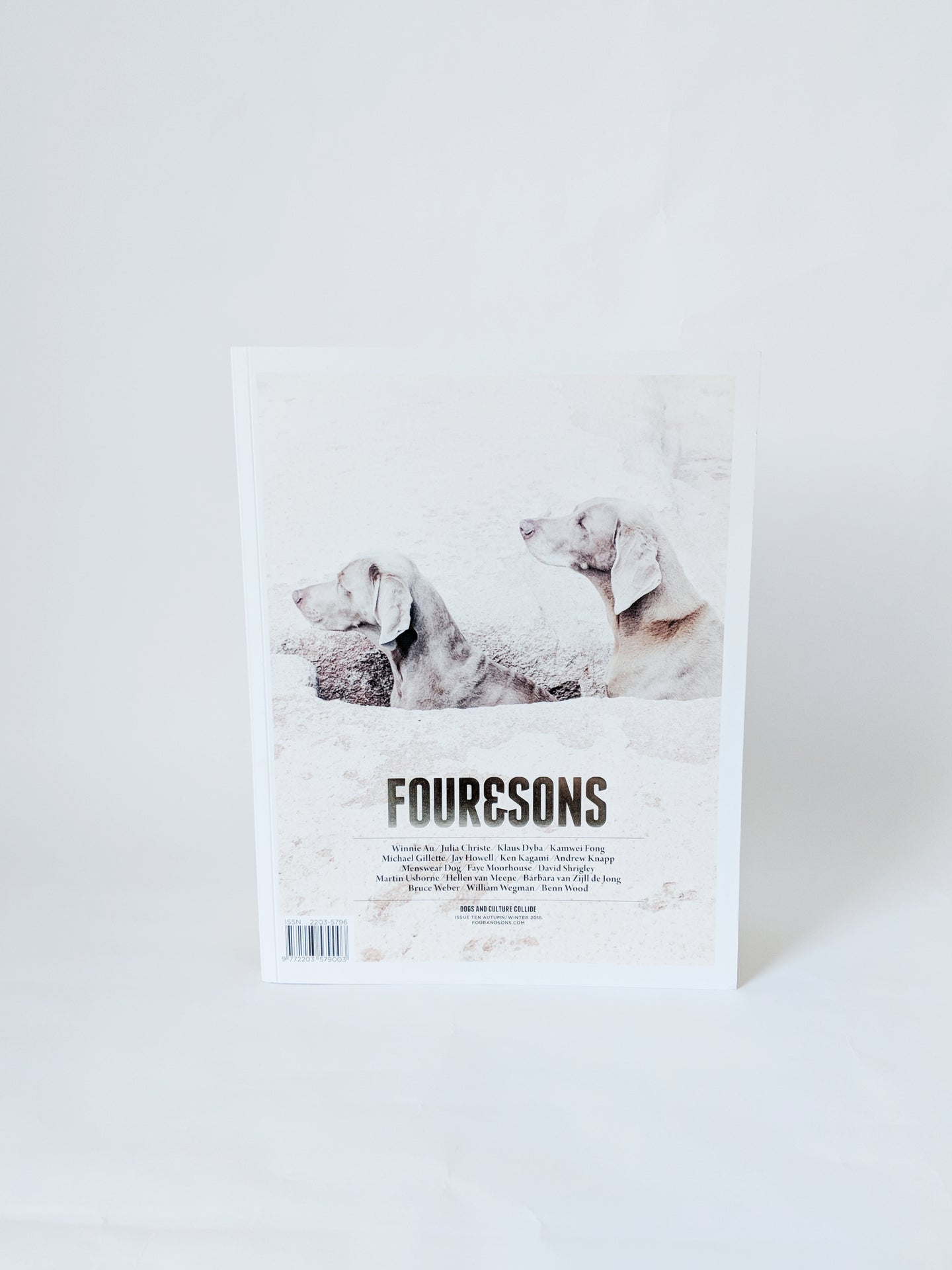 Four&Sons Magazine - Issue 10