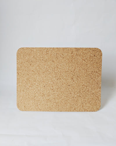 Cork Food Mat