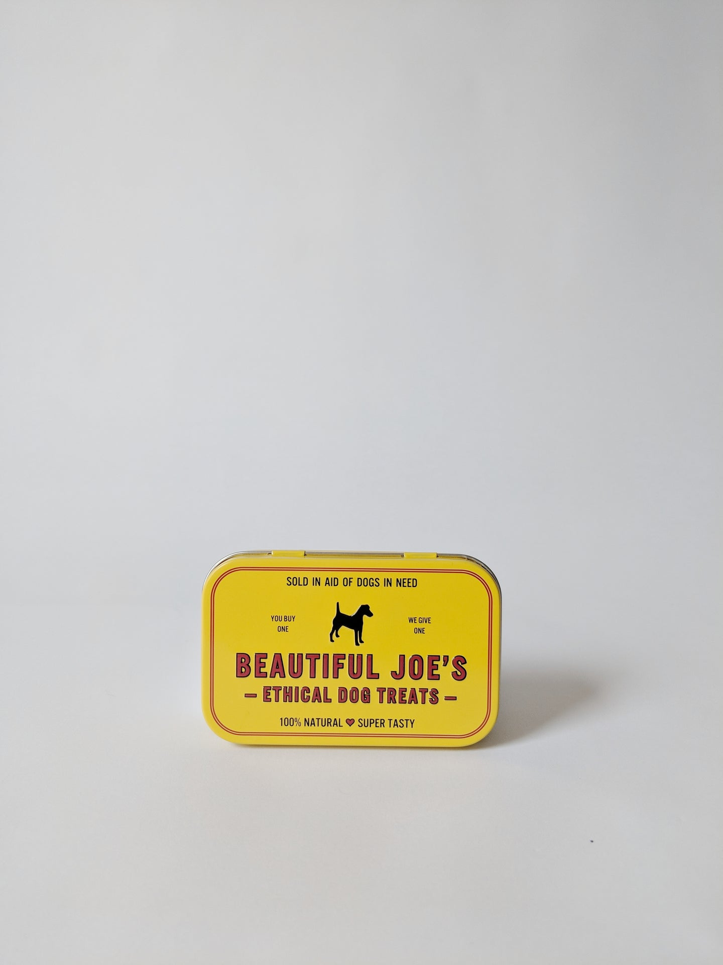 Four Legs Four Walls Beautiful Joe's Ethical Dog Treats