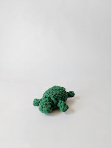 Turtle Organic Cotton Rope Toy