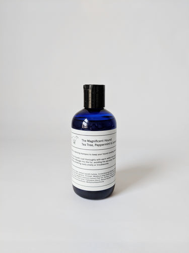Four Legs Four Walls Hound Wash Natural Shampoo