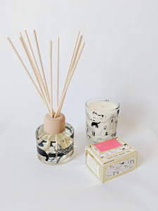 ARTHOUSE Unlimited Rhubarb and Ginger Candle