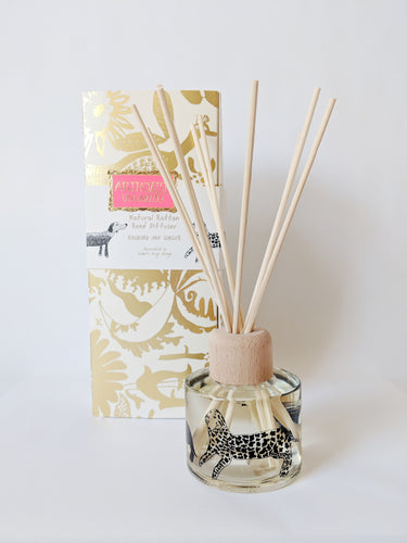 ARTHOUSE Unlimited Rhubarb and Ginger Reed Diffuser