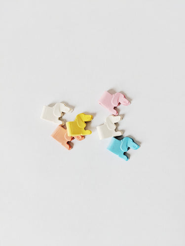 Paper Dog Clips