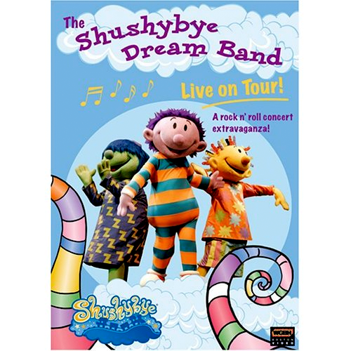 The Shushybye Dream Band Live On Tour DVD