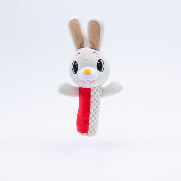 Harry Plush Rattle