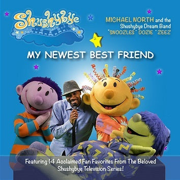 My Newest Best Friend CD