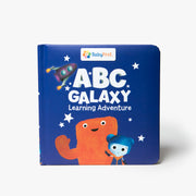 My First ABC Board Book: ABC Galaxy Learning Adventure