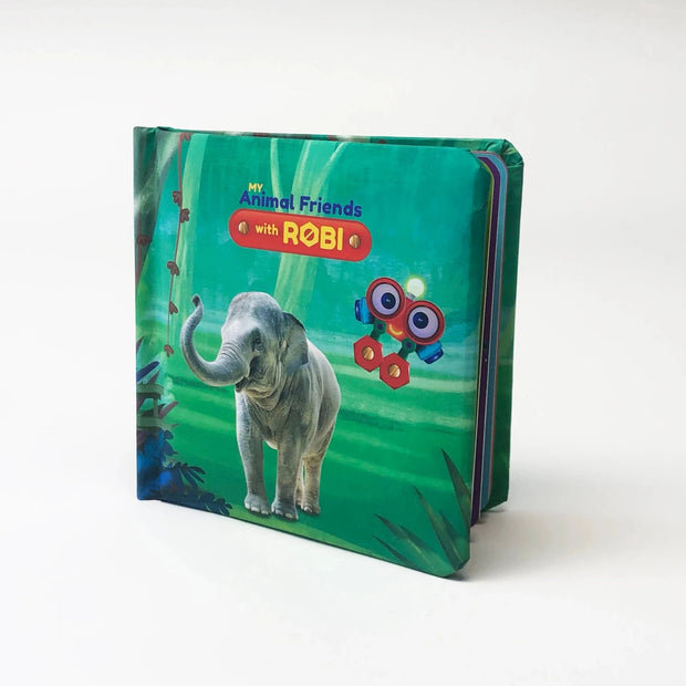 Robi Board Book