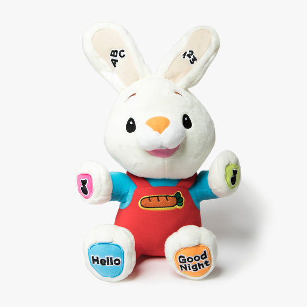 Harry The Bunny Sing & Play Plush Toy