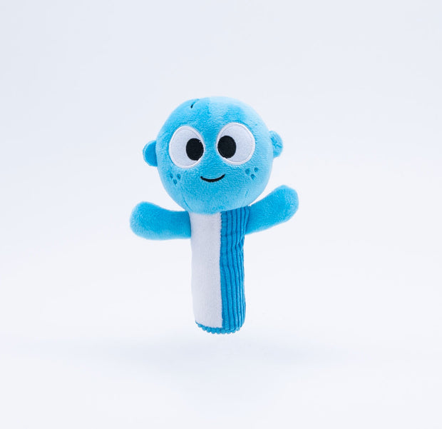 GooGoo Plush Rattle