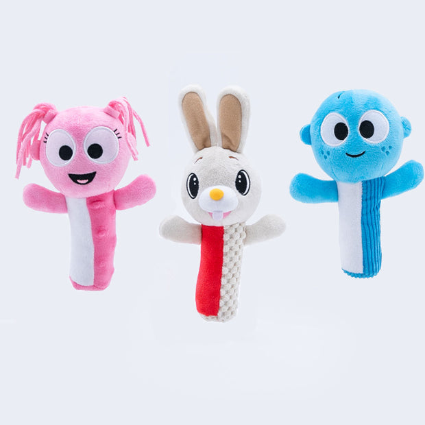 babyfirst Rattle Bundle