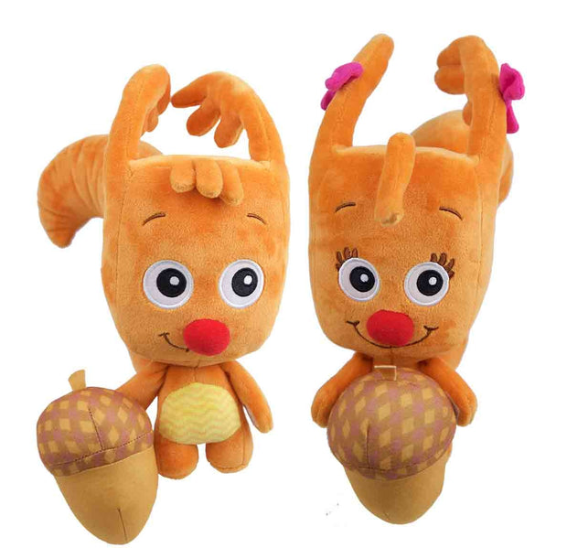 Sammy & Eve Plush Toys Bundle