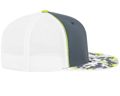 Mack Sporting Goods Fitted Trucker Mesh Cap