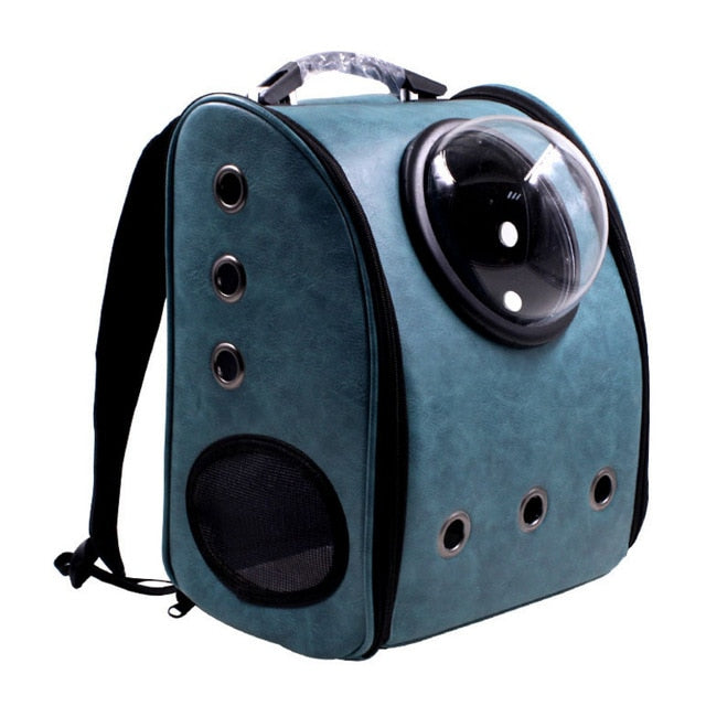 Space Shutter pet carrying bag
