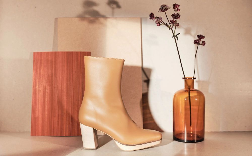 vegan boots ethically made in spain