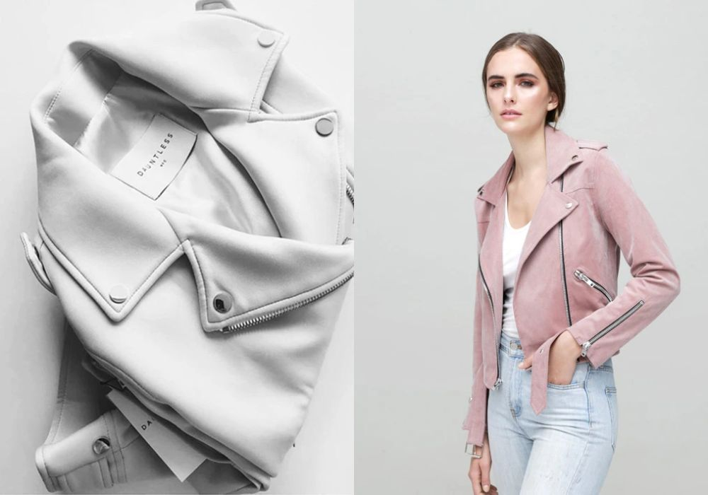 colombia vegan jacket