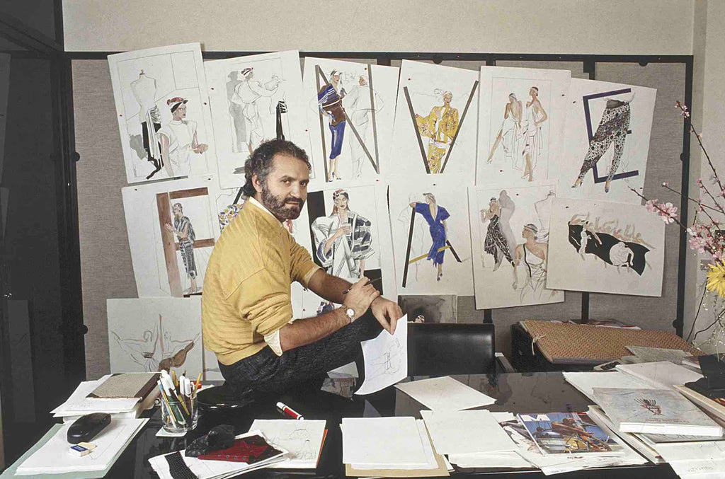 gianni versace and designs