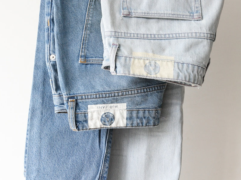 ethical blue jeans from mud