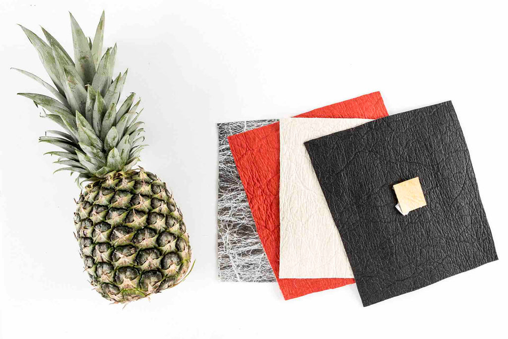 pineapple leaf leather