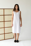 Aina dress - white